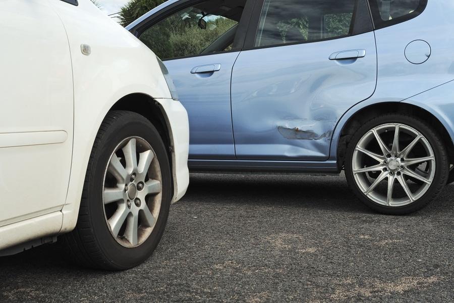 Kostenvoranschlag nach einem Autounfall