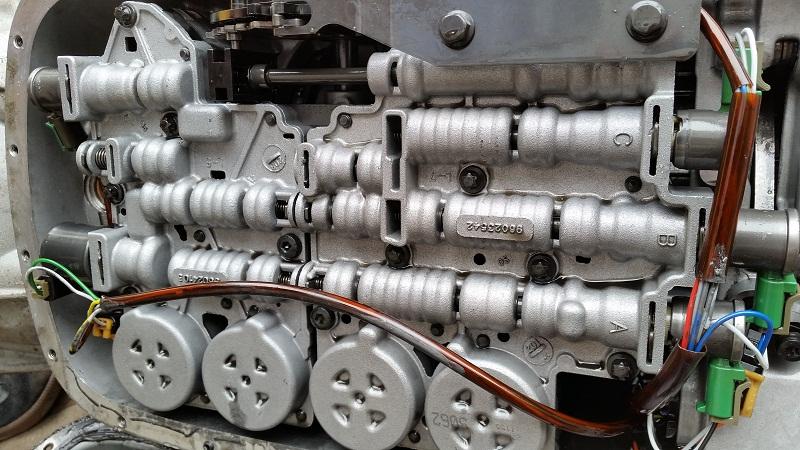 Kfz-Gutachter für Automatikgetriebe